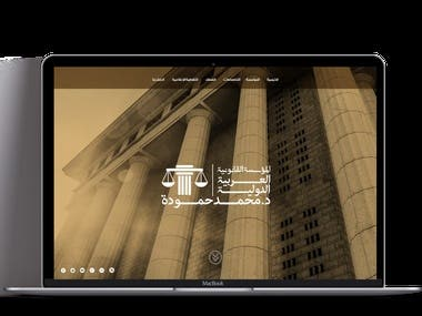 lawyer firm website