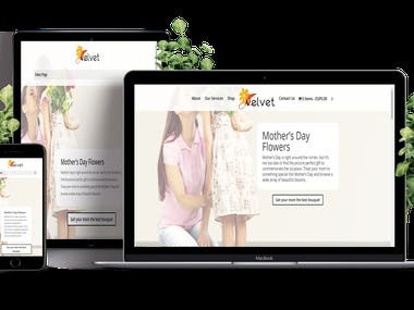 online flower store
