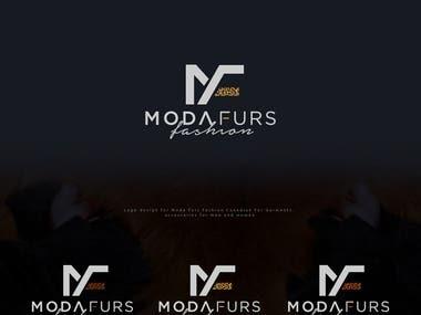 MODAFURS LOGO || CUSTOM LOGO