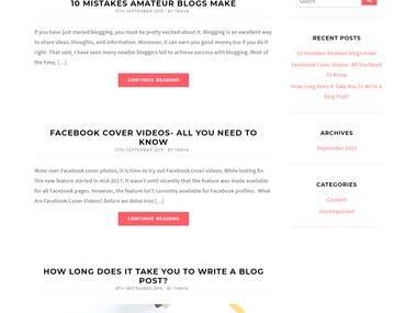 Made site full responsive in mobile/ipad and desktop