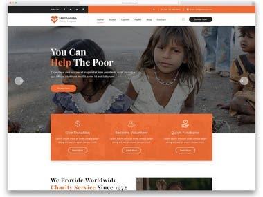 Brand new Web site in blogger site