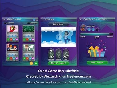 Game User Interface