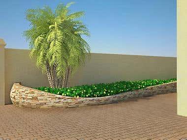 land scape / Dubai