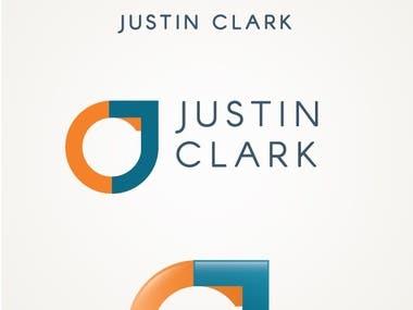 Justin Clark personal logo