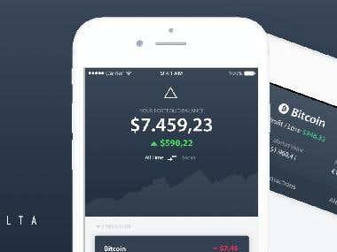 Bytecoin Mining App