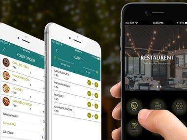 Restaurant Android App