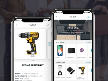 Ecomerce Android Application