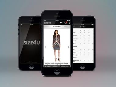 Clothing Size Android App