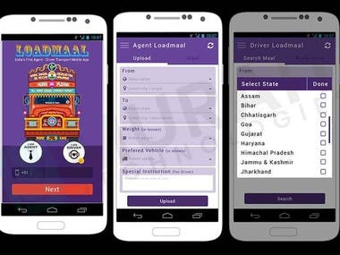 Bus Android App
