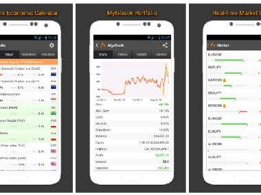 Trading Android App