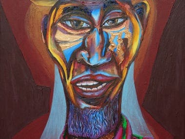 Sonny Rollins Painting