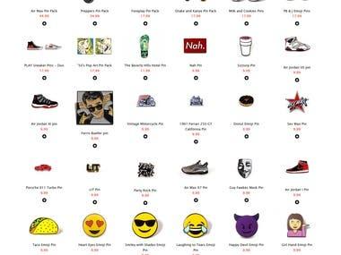 Store setup and Customization