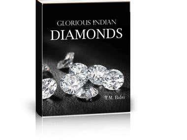 Diamonds | Book Design