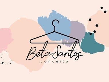 Branding Beta Santos Conceito