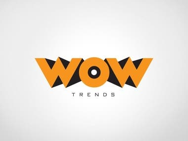 wow logo for are new company