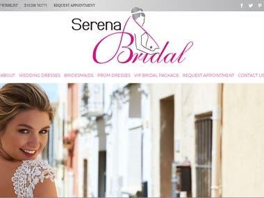 Beautiful Wedding dresses websites