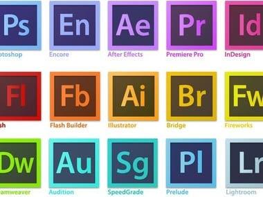 Editing Softwares