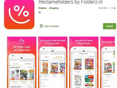 Kingbee Shopping App