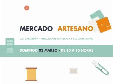 Lona Mercado Artesano