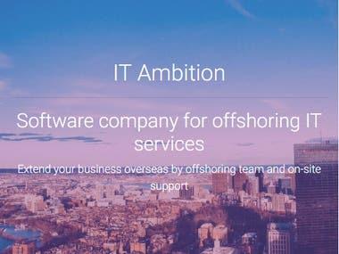 IT Ambition