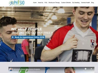 SEO - https://www.physioperformance.ie/