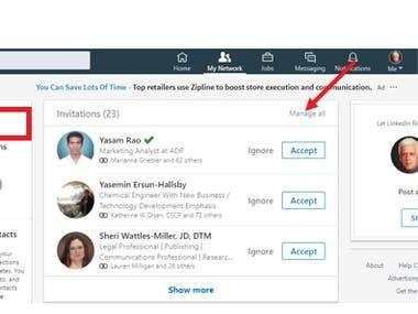 LinkedIn Management & Growth