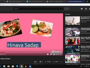 Video Upload