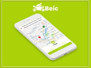 Beic Bike - Bike Taxi App
