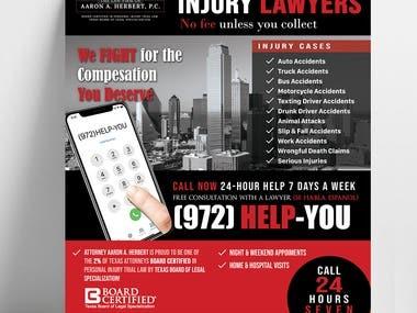 lawyer ad