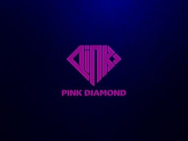 PINK DIAMOND - LOGO
