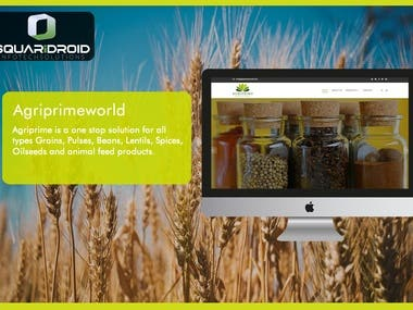 Agriprime World Trade