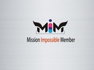 MIM Logo Design
