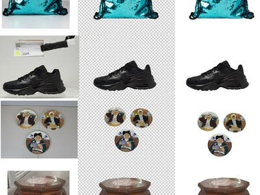 Background removal/clipping path/photo editing