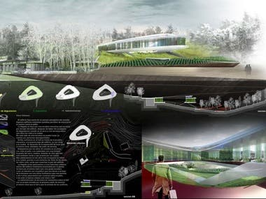 Competition for the construction of self-sustaining housing