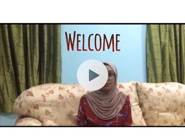 individual video presentation