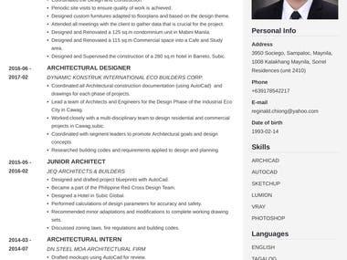 LinkedIn Profile and details