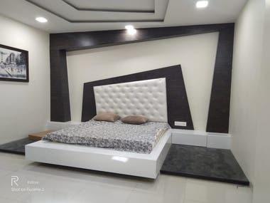 bed design for bedroom