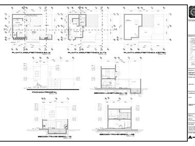 DRAWING AND ARCHITECTURAL DESIGN