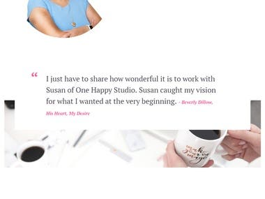 One Happy Studio (Wordpress)