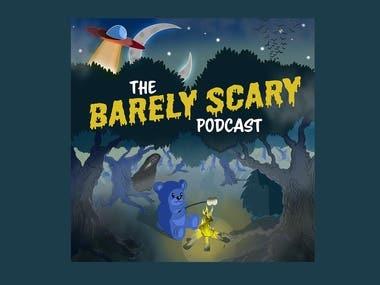 Podcast Cover - Custom Illustration