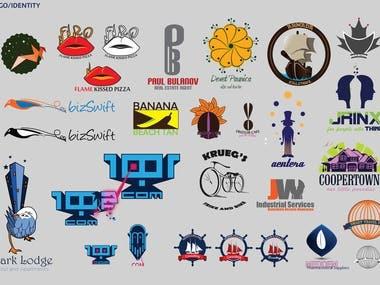 Logos, graphics, drawings,