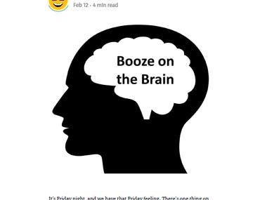 Booze on the Brain