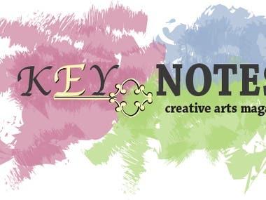 Creative Arts Magazine Logo