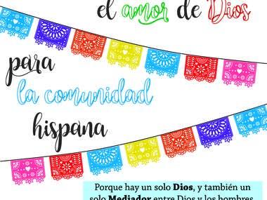 Event Invitational in Spanish