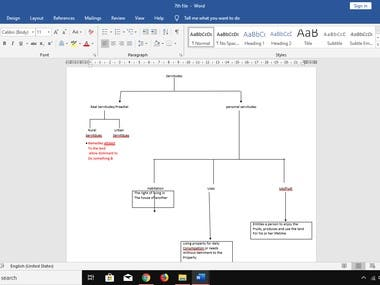 create graph in ms word