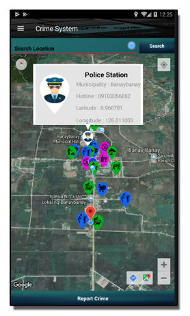 Android Mapping