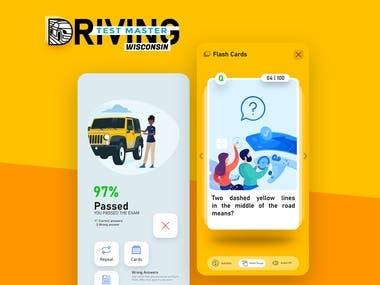 Driving Test Master Mobile App