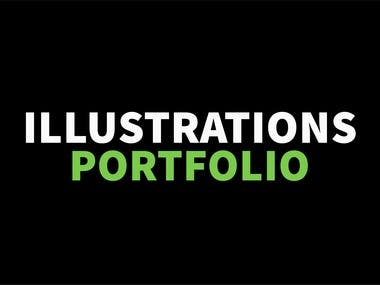Illustration Design Portfolio