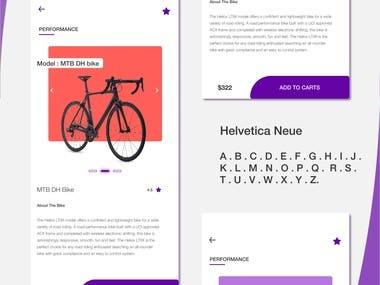 Bike App Idea