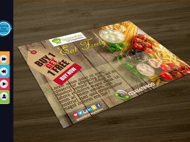 logo design, product design, flyers and more